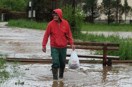 Poplave po drugi puta u tri mjeseca