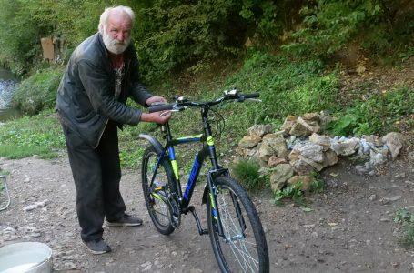 Žarko dobio bicikl od generalnog direktora prestižnog hotela u Njujorku
