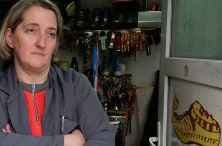 Ivanka Rimac iz Jajca popravlja obuću građanima četiri općine