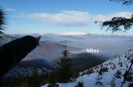 Kako Vitez izgleda sa Busovačke planine