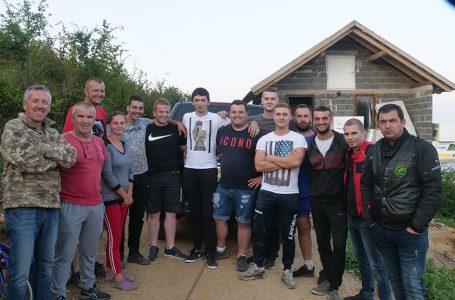 Kreševljaci organizirali konvoj pomoći za Babanoviće iz Lupca