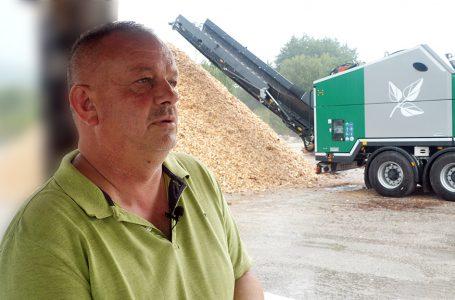 Pole Extra najveći proizvođač drvne biomase u BiH