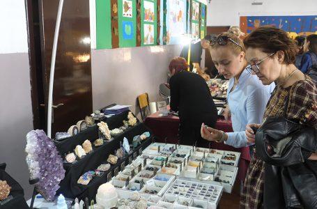Sajam u Kreševu okupio zaljubljenike u kristale i minerale iz regije