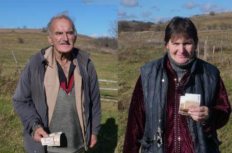 Amerikanac bosanskog podrijetla Stanimiri poslao 50 penzija a darovao i Pavla Gavrića sa 200 KM